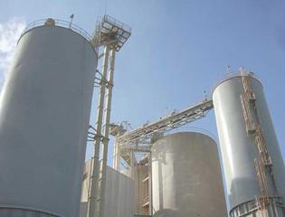 Mertec Engineering AG, Emirate, Material Handling System, Aufbereitungsanlage, Kalkstein
