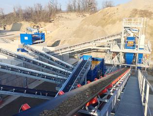 Lehner Kies- und Betonwerk AG, Gebenstorf, Aushubwaschanlage