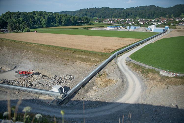 Fischer Kies, Staffelbach, Landband